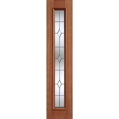 Hardwood Universal Sidelight Lead External Door Wooden Timbe...