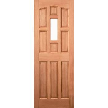 Hardwood York External Door
