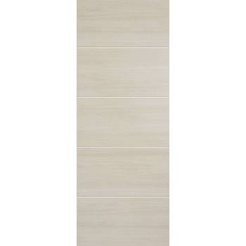 Pre-finished Santandor Ivory Internal Door Laminate