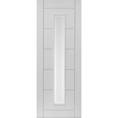 White Contemporary Barbican  - Door Size, HxW: