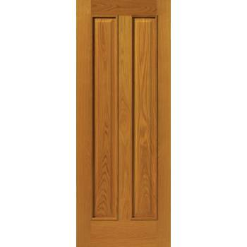 Pre finished Classic Oak Royale R11-2M Fire Door