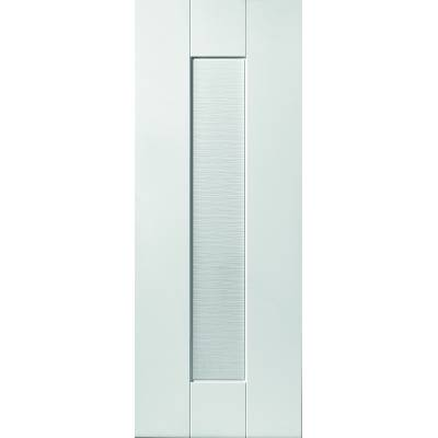 White Shaker Axis Ripple Fire Door - Door Size, HxW: ...