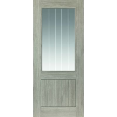 Pre Finished Laminates Colorado Glazed - Door Size, HxW: