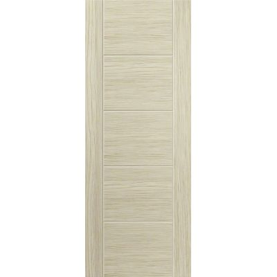 Pre Finished Laminates Ivory - Door Size, HxW: