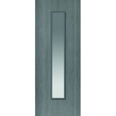 Pre Finished Grey Pintado Glazed  - Door Size, HxW: