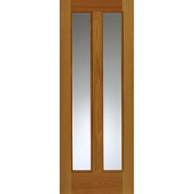 Pre finished Classic Oak Royale R11-2V  - Door Size, HxW: