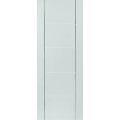 Pre Finished White Contemporary Tigris - Door Size, HxW: ...