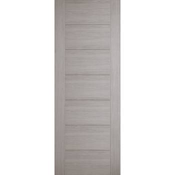 Pre-finished Hampshire Light Grey Internal Door Wooden Timber