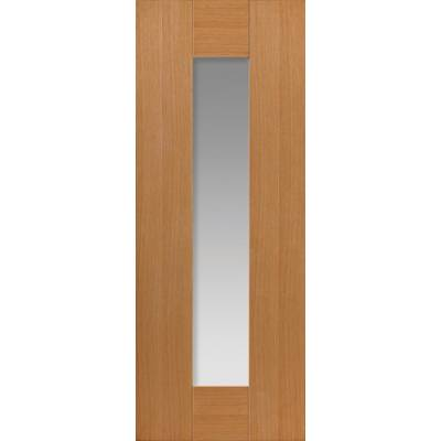 Pre Finished Oak Shaker Axis Glazed - Door Size, HxW: ...