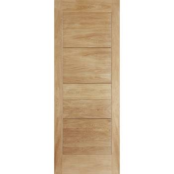 Oak Modica External Door Wooden Timber