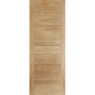 Oak Modica External Door Wooden Timber - Door Size, HxW: ...