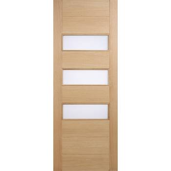 Oak Stockholm External Door Wooden Timber