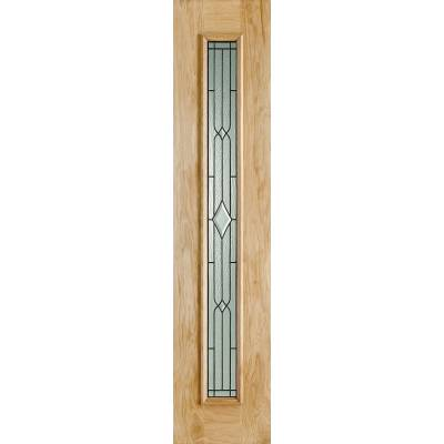 Oak Universal Sidelight Leaded External Door Wooden Timber 8...
