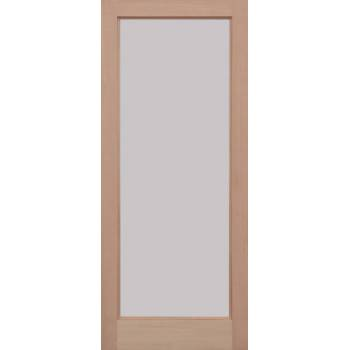 Hemlock Pattern 10 External Door Wooden Timber - Essentials Range
