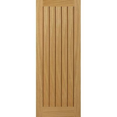 Oak Cottage Yoxall - Door Size, HxW: