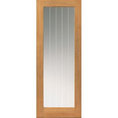 Oak Cottage Thames 1 Light - Door Size, HxW: