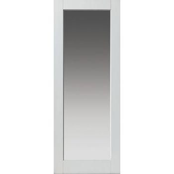 White Shaker Tobago Fire Door