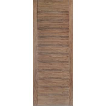 Pre-finished Walnut Alcaraz Internal Fire Door Wooden Timber