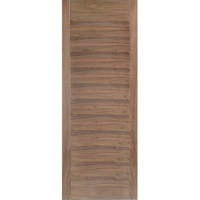 Pre-finished Walnut Alcaraz Internal Fire Door Wooden Timber...
