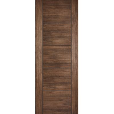 Pre-finished Vancouver Walnut Internal Fire Door Laminate - ...