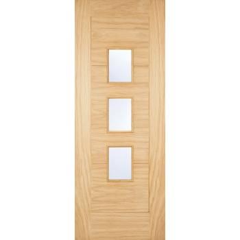 Oak Arta External Door Wooden Timber