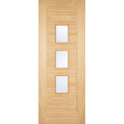 Oak Arta External Door Wooden Timber - Door Size, HxW: ...