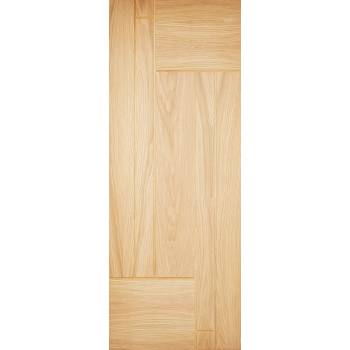 Oak Fernando External Door Wooden Timber
