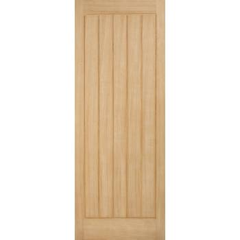 Oak Geneva External Door Wooden Timber