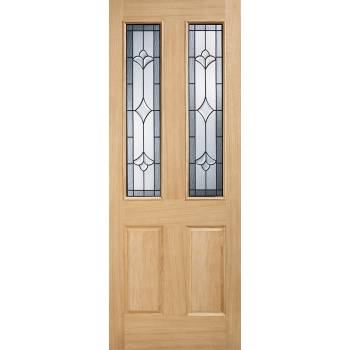 Oak Salisbury External Door Wooden Timber