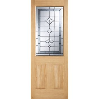 Oak Winchester External Door Wooden Timber