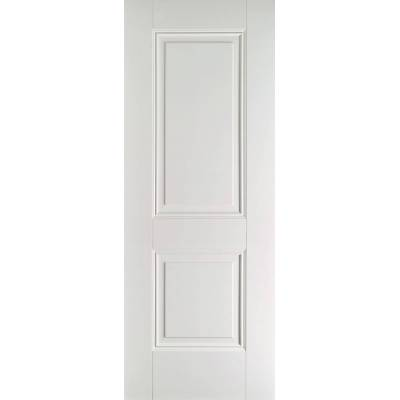 White Primed Arnhem Internal Door Wooden Timber - Door Size,...