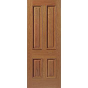 Pre Finished Classic Oak Royale E14M Oak Fire Door