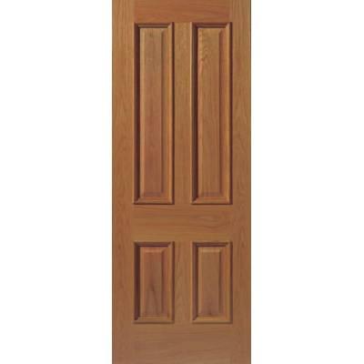 Pre Finished Classic Oak Royale E14M Oak  - Door Size, HxW: