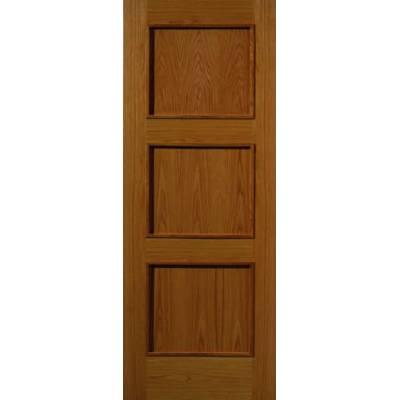 Pre finished Classic Oak Royale R03 Fire Door - Door Size, HxW:
