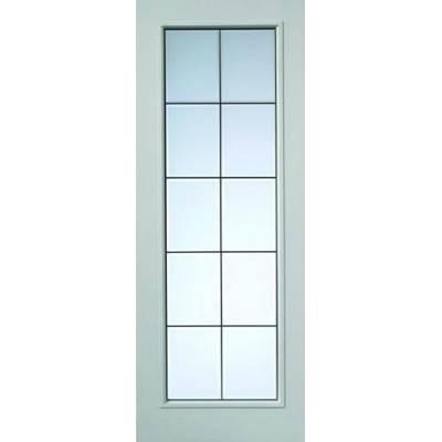 White Classic Decima - Door Size, HxW: ...