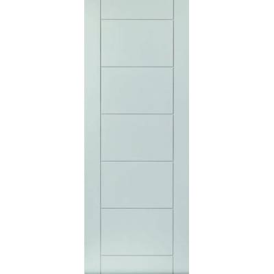 White Contemporary Apollo - Door Size, HxW: