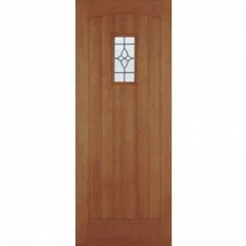 Hardwood Cottage External Door Wooden Timber