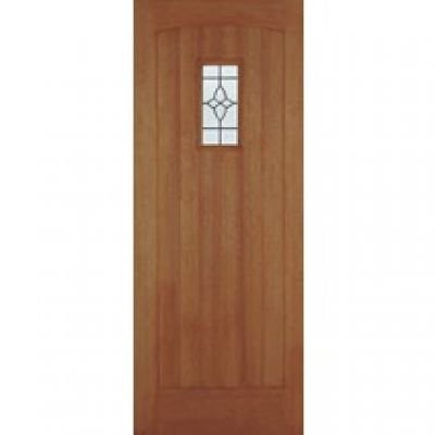 Hardwood Cottage External Door Wooden Timber - Door Size, Hx...