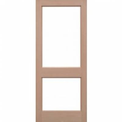 Hemlock 2XGG External Door Wooden Timber - Essentials Range ...