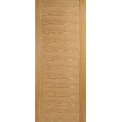 Pre-finished Oak Aragon Internal Door Wooden Timber - Door Size, HxW: