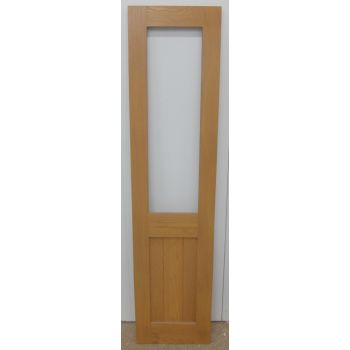 Pre-finished Oak door
