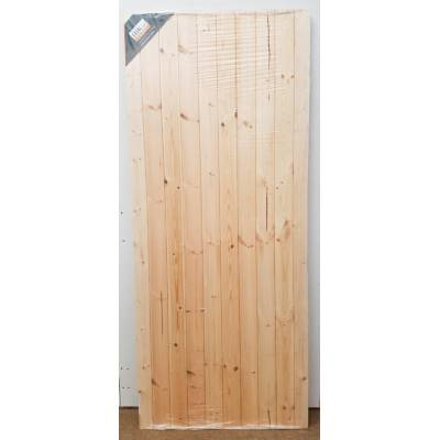 L/B Ledged & Braced Various Sizes Softwood Timber Gate W...