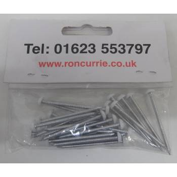 Pin Stainless Steel Plastic Headed Head Pins White Options Available