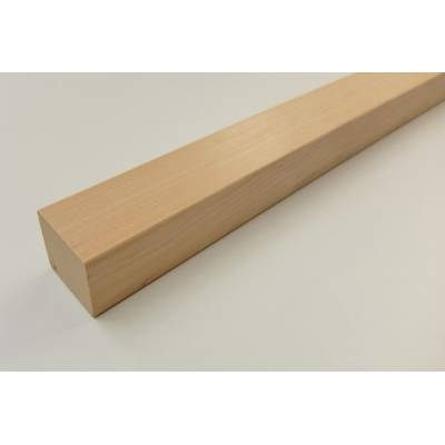 Plain Blank Hemlock 32mm Stair Spindle 895mm Square Wooden T...