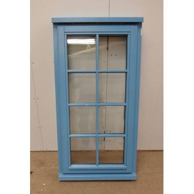 Window 625x1195mm Wooden Timber Double Glazed HW238 Georgian...