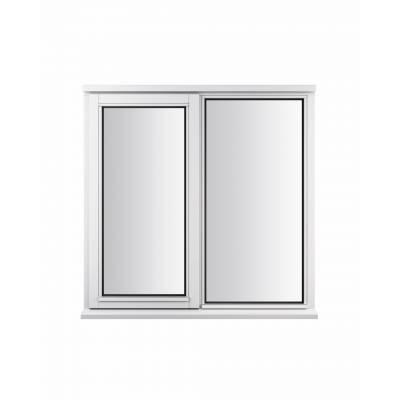 Timber Wooden Window Plain Casement Jeld-Wen Double Glazed 1...