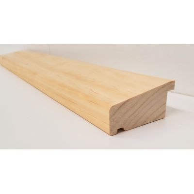 Accoya plant on window sill front cill replacement wooden ti...