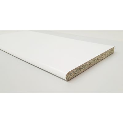 White Laminate Window Board Windowboard Sill Cill Internal 2...