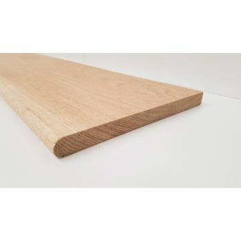 Oak Window Board Windowboard Sill Cill Timber Wooden Internal 245mm 20mm