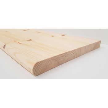 Pine Window Board 298mm 1.2, 1.5, 1.8, 2.4, 3m Sill Timber Wooden Softwood Shelf